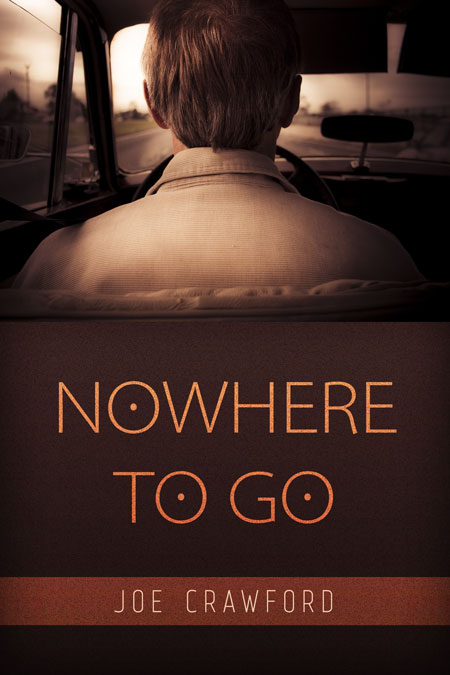 Nowhere To Go - Fiction Pre-made Book Cover For Sale