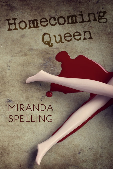 Pretty Book Cover Queen : Homecoming queen horror pre made book cover for sale