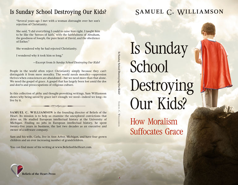 Sunday School Book Cover ~ Is sunday school destroying our kids by samuel c williamson