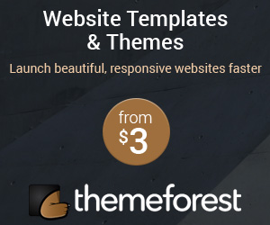 Website Templates & Themes. Starting from $3. ThemeForest.