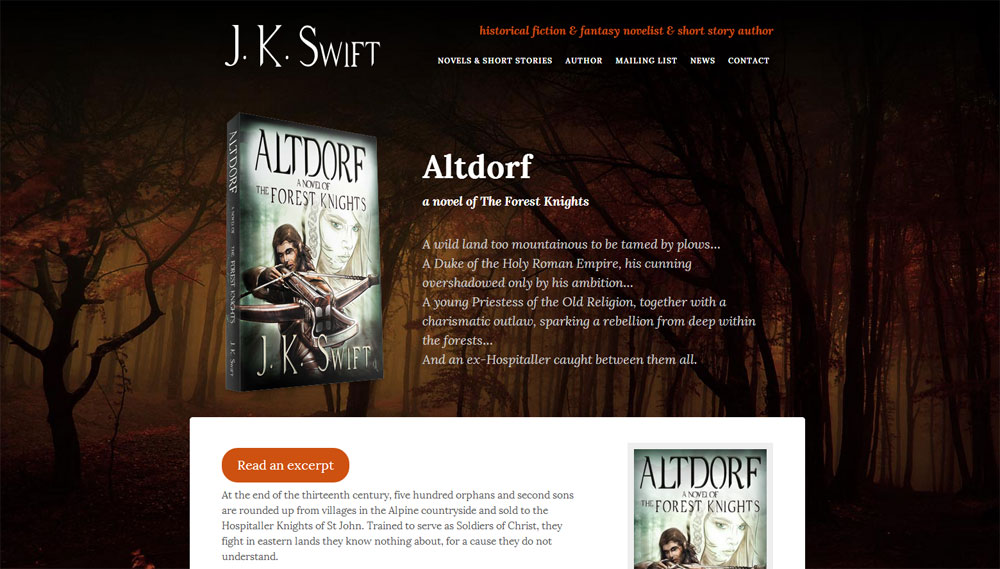 J K Swift