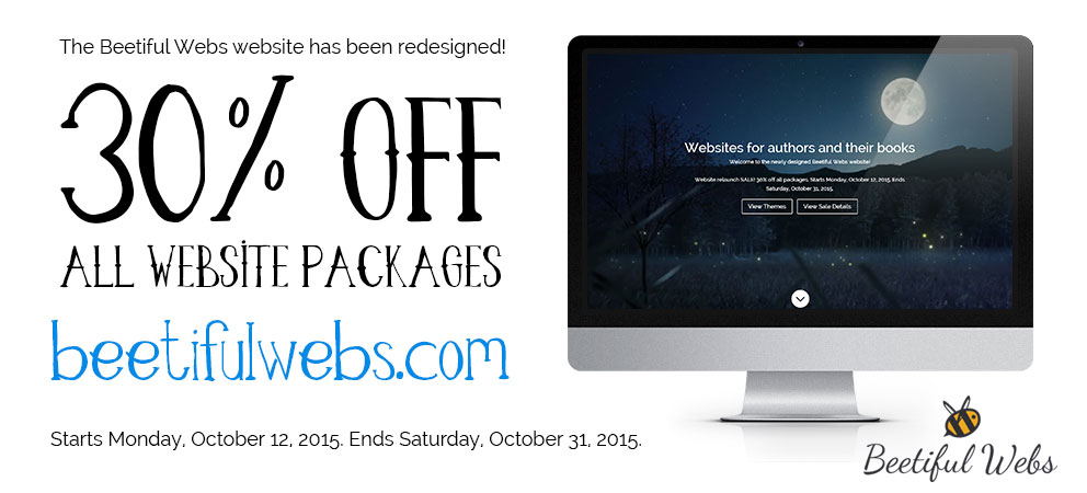 30% Off all website packages