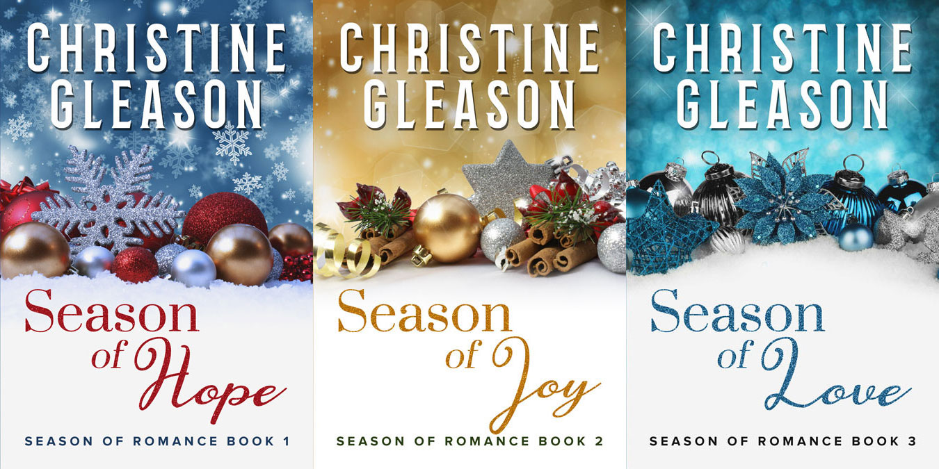 Christmas Romance Book Covers ~ Season of romance christmas series premade book