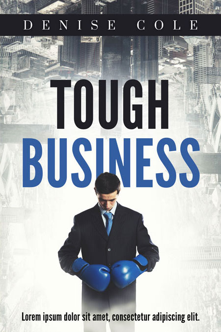 Business Book Cover Uk : Tough business pre made book cover for sale