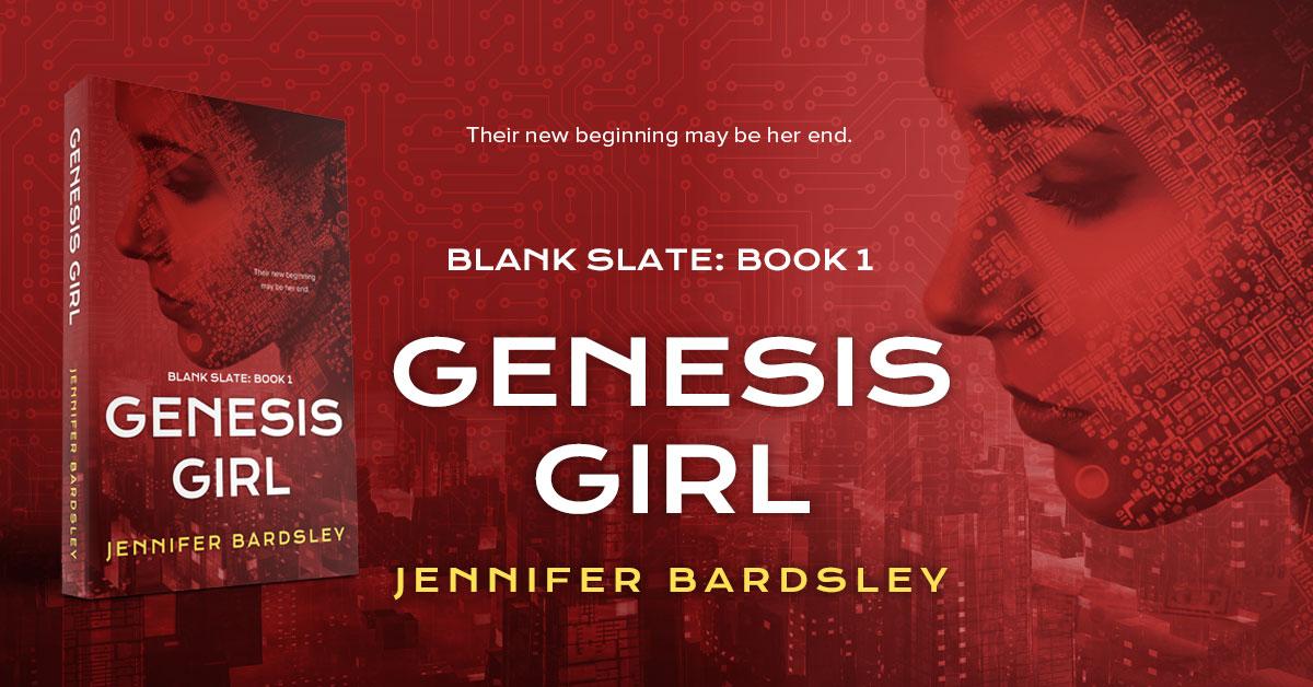 Genesis Girl by Jennifer Bardsley
