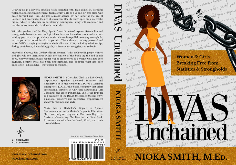 Divas Unchained by Nioka Smith