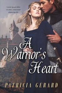 A Warrior's Heart - Historical Romance Premade Book Cover For Sale @ Beetiful Book Covers
