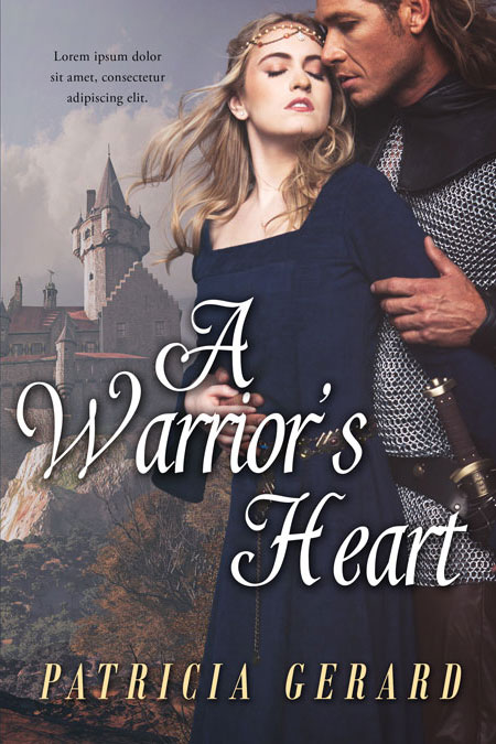 Romance Book Covers For Sale : A warrior s heart historical romance premade book cover