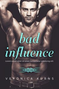Bad Influence - Erotic Romance Premade Book Cover For Sale @ Beetiful Book Covers