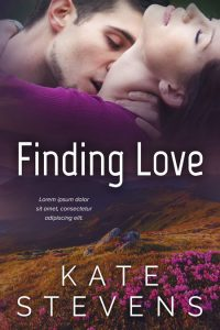 Finding Love - Contemporary Romance Premade Book Cover For Sale @ Beetiful Book Covers