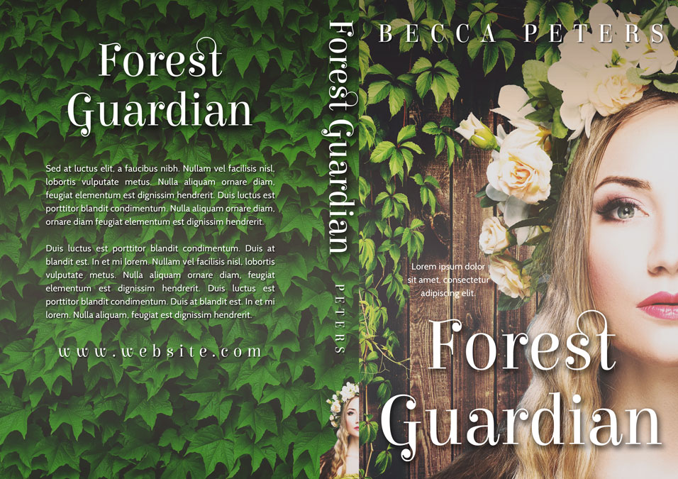 Forest Guardian - Fantasy Premade Book Cover For Sale @ Beetiful Book Covers