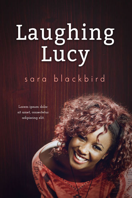 Laughing Lucy - Women's Fiction Premade Book Cover For Sale @ Beetiful Book Covers