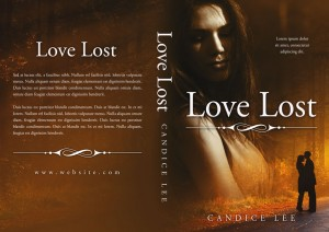 Love Lost - Romance Premade Book Cover For Sale @ Beetiful Book Covers