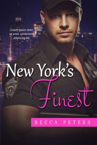 New York's Finest - Romantic Suspense Premade Book Cover For Sale @ Beetiful Book Covers