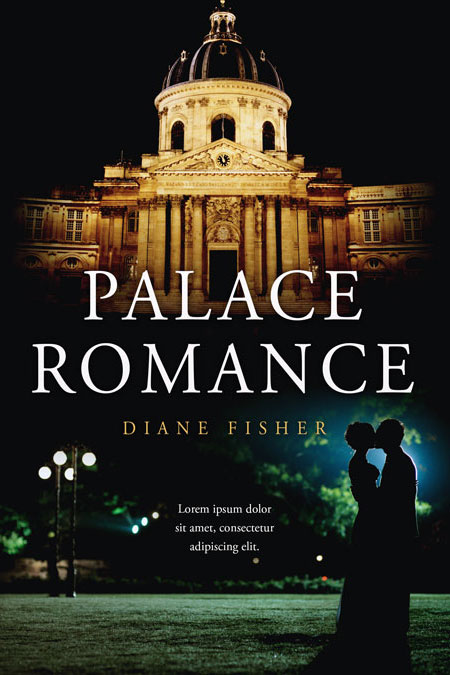 Palace Romance - Romance Premade Book Cover For Sale @ Beetiful Book Covers