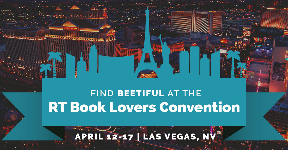 Find BEETIFUL at the RT Book Lovers Convention