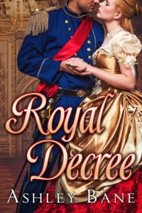 Royal Decree - Historical Romance Premade Book Cover For Sale @ Beetiful Book Covers