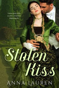 Stolen Kiss - Historical Romance Premade Book Cover For Sale @ Beetiful Book Covers