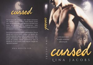 Cursed - Paranormal / Werewolf Premade Book Cover For Sale @ Beetiful Book Covers