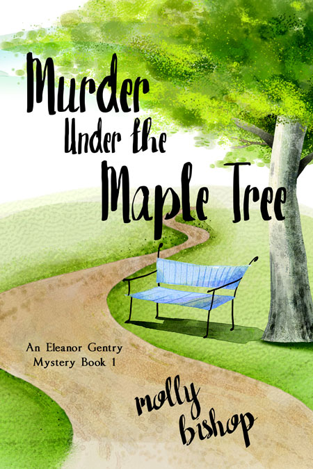 Murder Under The Maple Tree by Molly Bishop