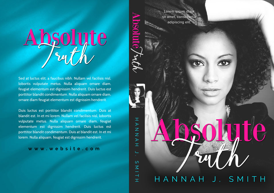 Absolute Truth - African-American Premade Book Cover For Sale @ Beetiful Book Covers