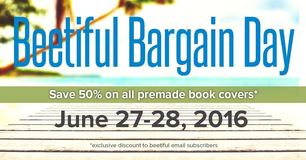 Beetiful Bargain Day 3 2016