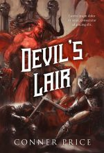 Devil's Lair – Fantasy Premade Book Cover For Sale @ Beetiful Book Covers