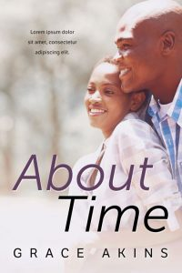 About Time - African-American Romance Premade Book Cover For Sale @ Beetiful Book Covers