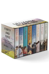 Forty and Free: A Sweet Romance Series Books 1-8 by Lillianna Blake & Maci Grant