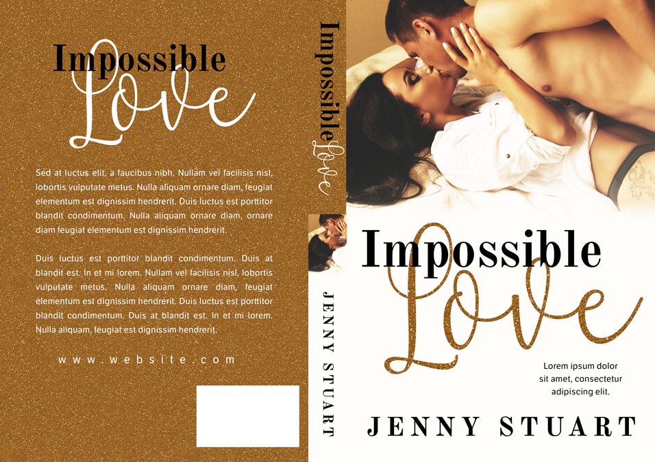 Impossible Love - Erotic Romance Premade Book Cover For Sale @ Beetiful Book Covers