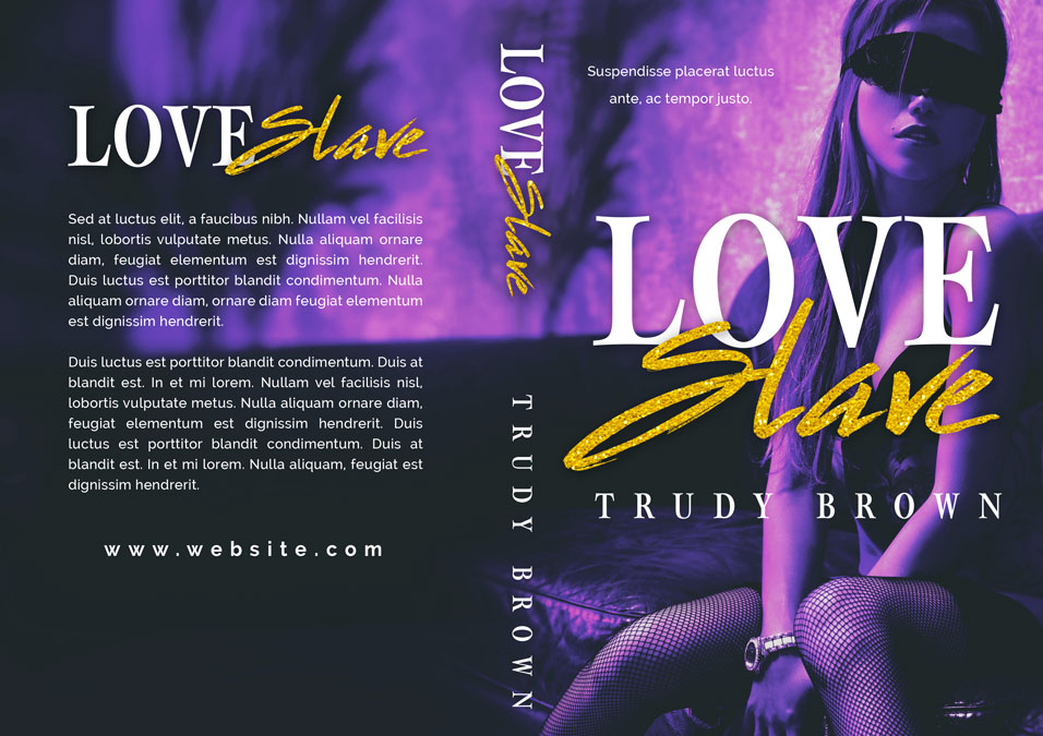 Love Slave - Erotic Romance Premade Book Cover For Sale @ Beetiful Book Covers