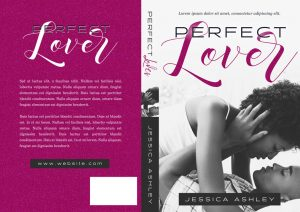 Perfect Lover - African-American Romance Premade Book Cover For Sale @ Beetiful Book Covers