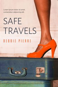 Safe Travels - African-American Chick-lit Premade Book Cover For Sale @ Beetiful Book Covers