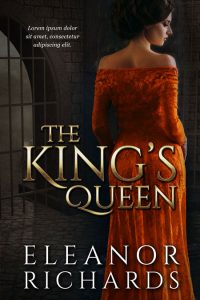 The King's Queen - Fantasy Premade Book Cover For Sale @ Beetiful Book Covers
