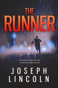 The Runner - Action / Suspense Premade Book Cover For Sale @ Beetiful Book Covers