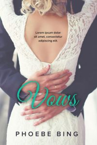 Vows - Wedding Romance Premade Book Cover For Sale @ Beetiful Book Covers