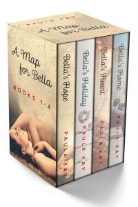 A Map for Bella: Books 1 - 4 by Paula Kay