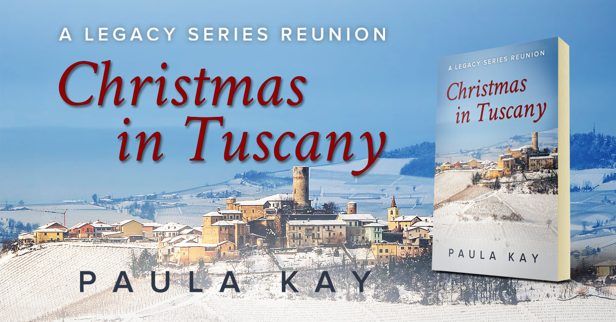 Showcase Spotlight: Christmas in Tuscany by Paula Kay