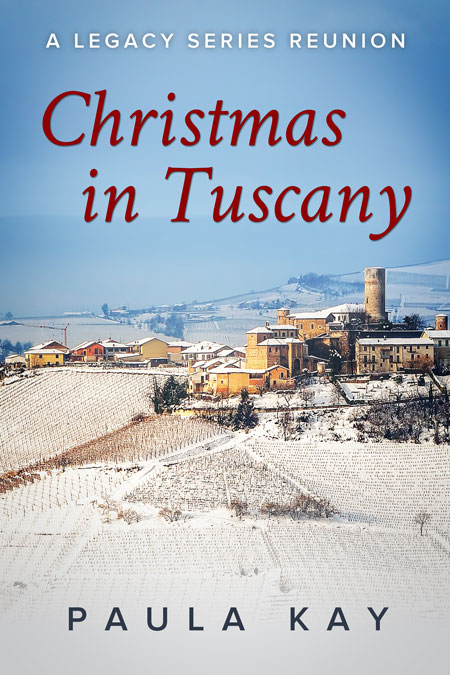 Christmas in Tuscany by Paula Kay