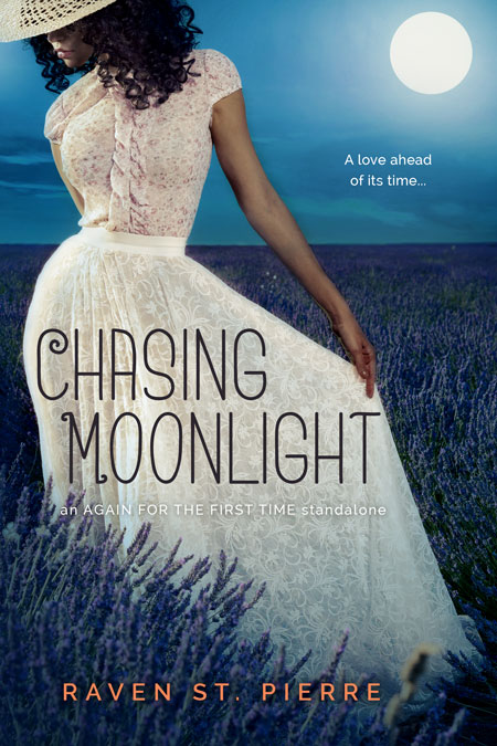 Chasing Moonlight by Raven St. Pierre