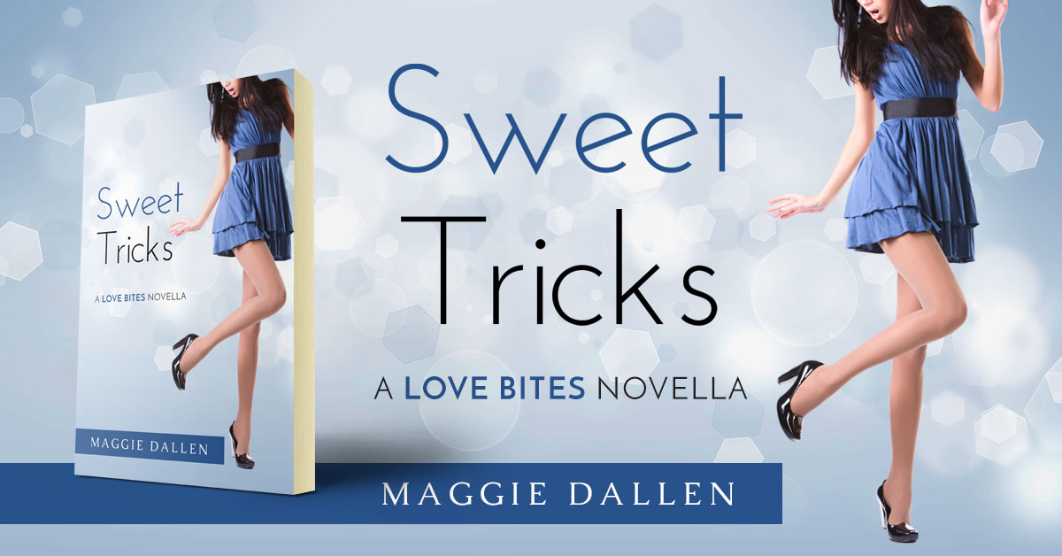 Showcase Spotlight: Sweet Tricks by Maggie Dallen