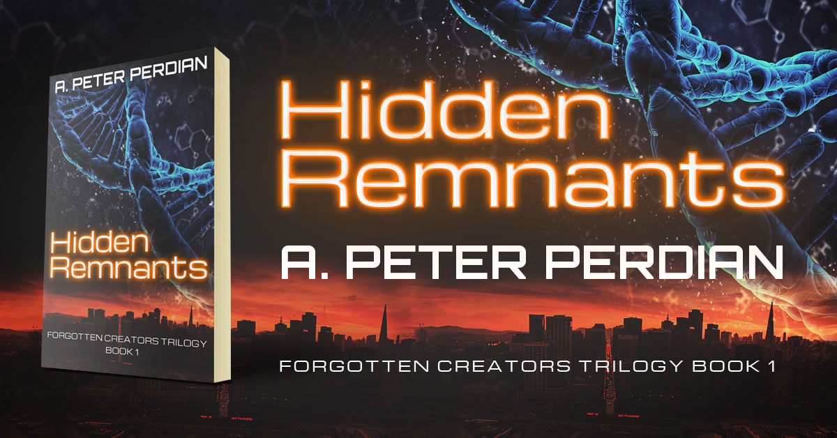 Showcase Spotlight: Hidden Remnants by A. Peter Perdian