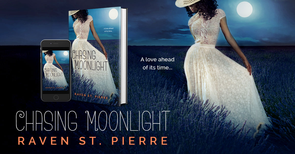 Showcase Spotlight: Chasing Moonlight by Raven St. Pierre