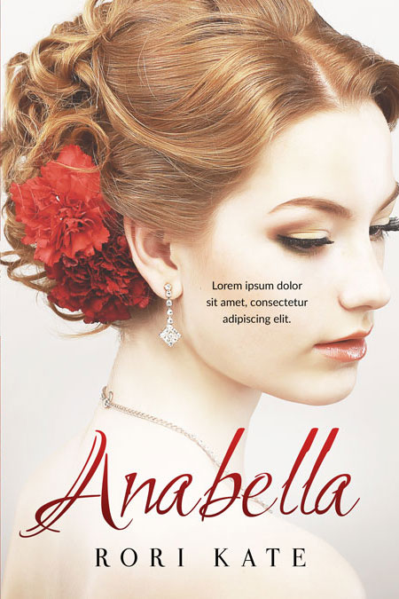 Annabella - Romance Premade Book Cover For Sale @ Beetiful Book Covers