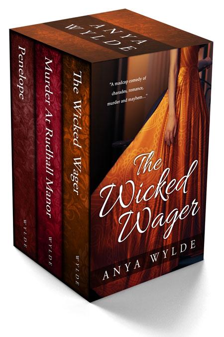 A Regency Romance and Murder Mystery Box Set by Anya Wylde