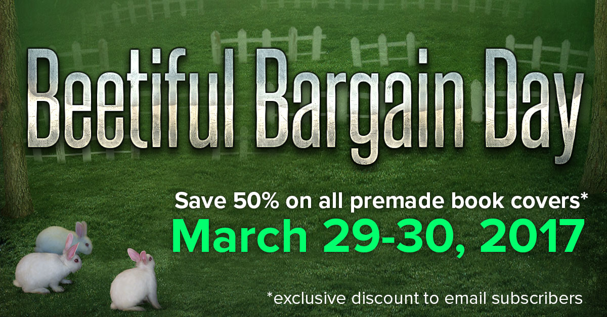Beetiful Bargain Day March 2017