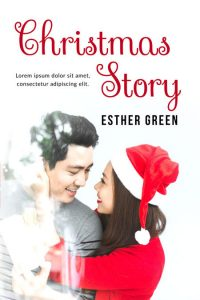 Christmas Story - Christmas Romance Premade Book Cover For Sale @ Beetiful Book Covers