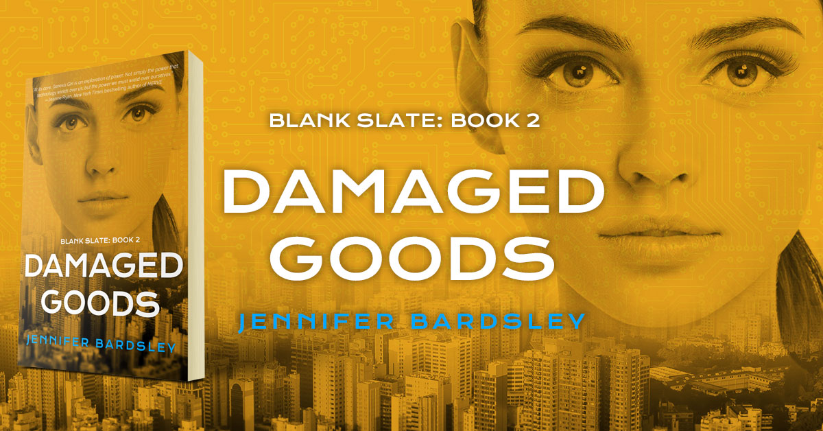 Damaged Goods by Jennifer Bardsley