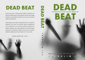 Dead Beat - Horror Premade Book Cover For Sale @ Beetiful Book Covers