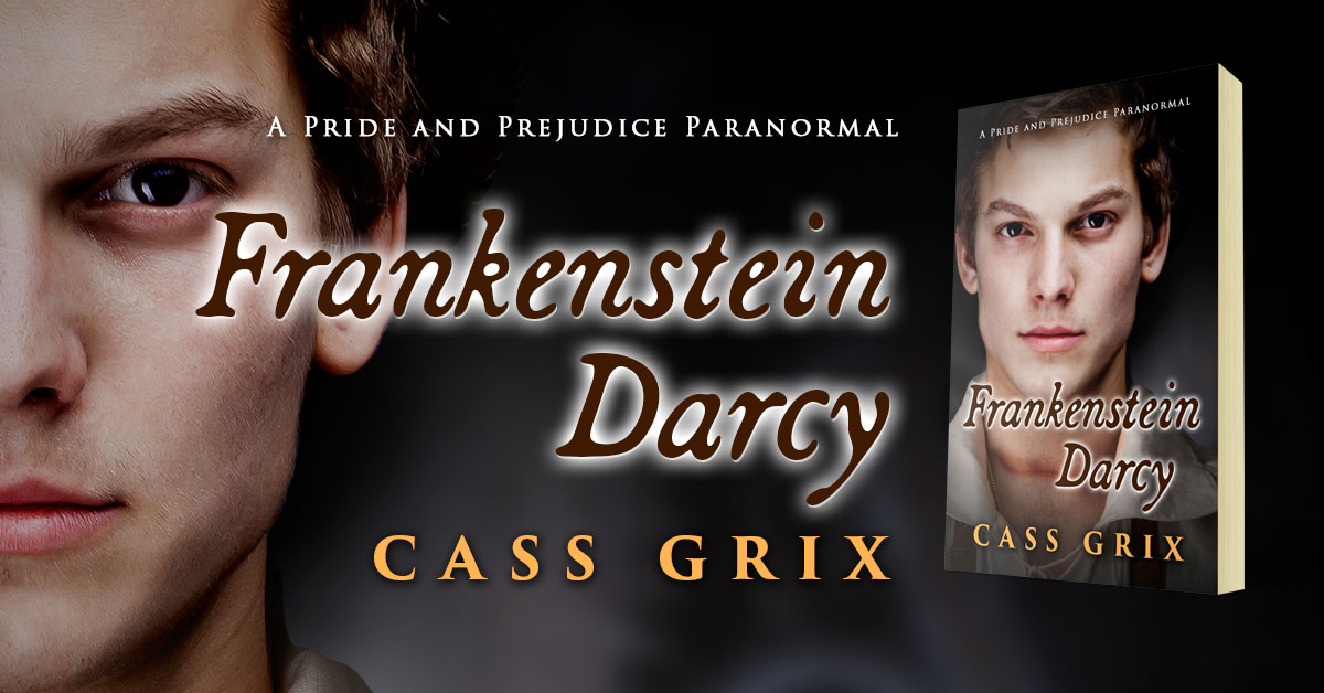 Showcase Spotlight: Frankenstein Darcy by Cass Grix